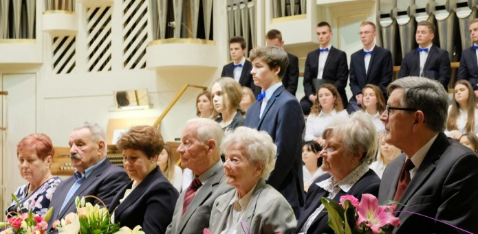 Gala z okazji Jubileuszu 60-lecia IX Liceum, 09.10.2018
