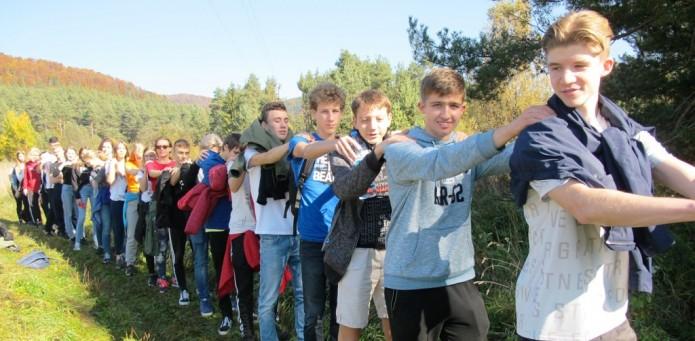 Wycieczka klasy 1a do Muszyny, 10-11.10.2018 r.