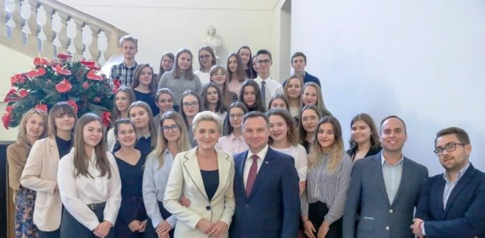Klasa 1c na wycieczce w Warszawie, 24-27.10.2018 r.