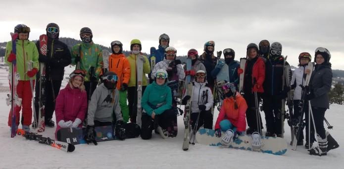 Wyjazd narciarsko-snowboardowy do Spytkowic, 22.02.2019 r.