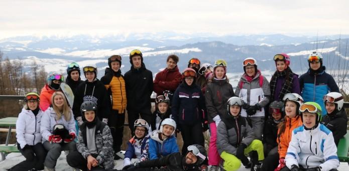 Wyjazd narciarsko-snowboardowy do Kluszkowiec, 14.02.2020