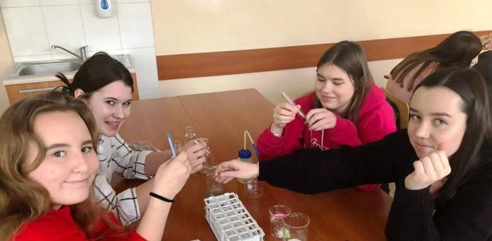 Metoda IBSE na lekcjach chemii, 14.02.2020